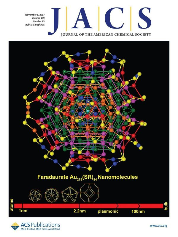 Cover: J. Am. Chem. Soc Nov 1, 2017